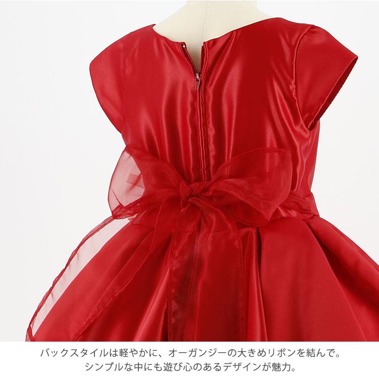 ドレスのファスナー
