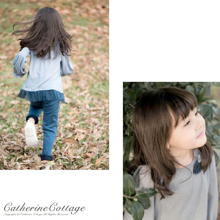 子供服 女の子 長袖
