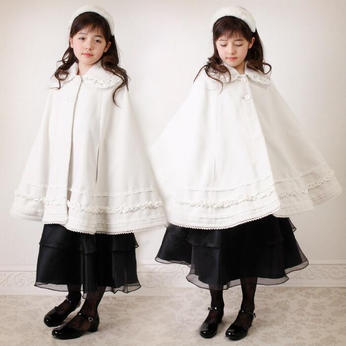 冬物子供服コート女の子 △この画像をクリックすると拡大します。