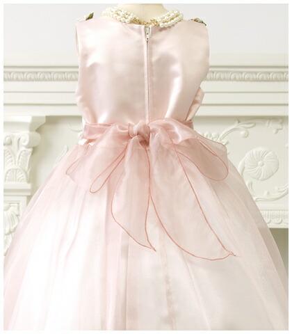 結婚式こどもドレス