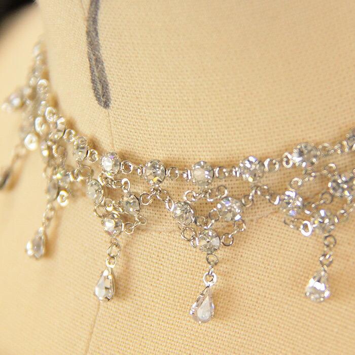 ドレス用ネックレス