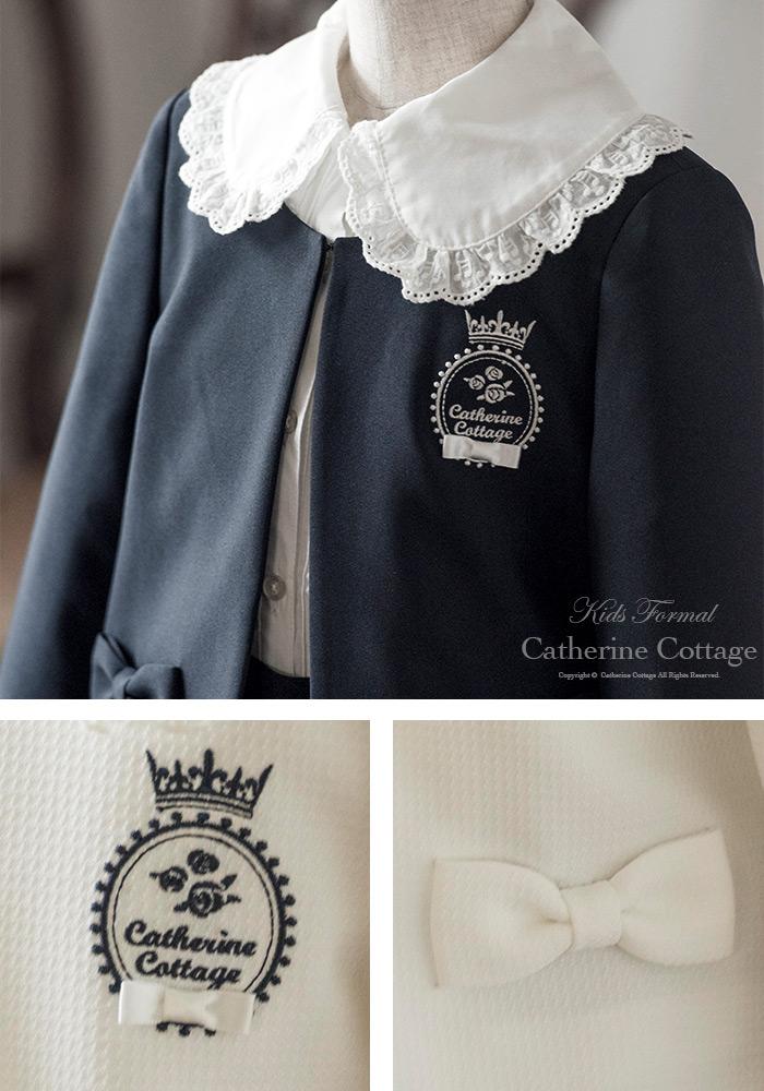 入学式 女の子 スーツ