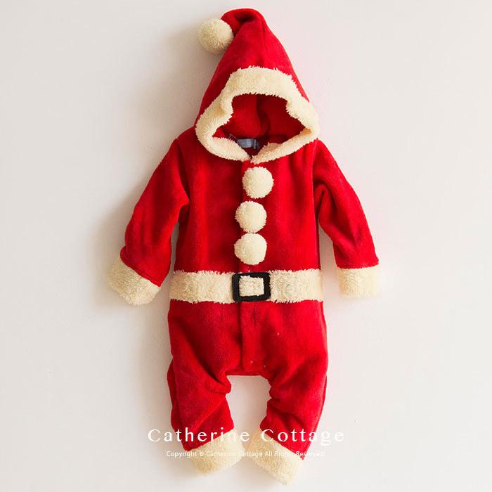 サンタ服 赤ちゃん