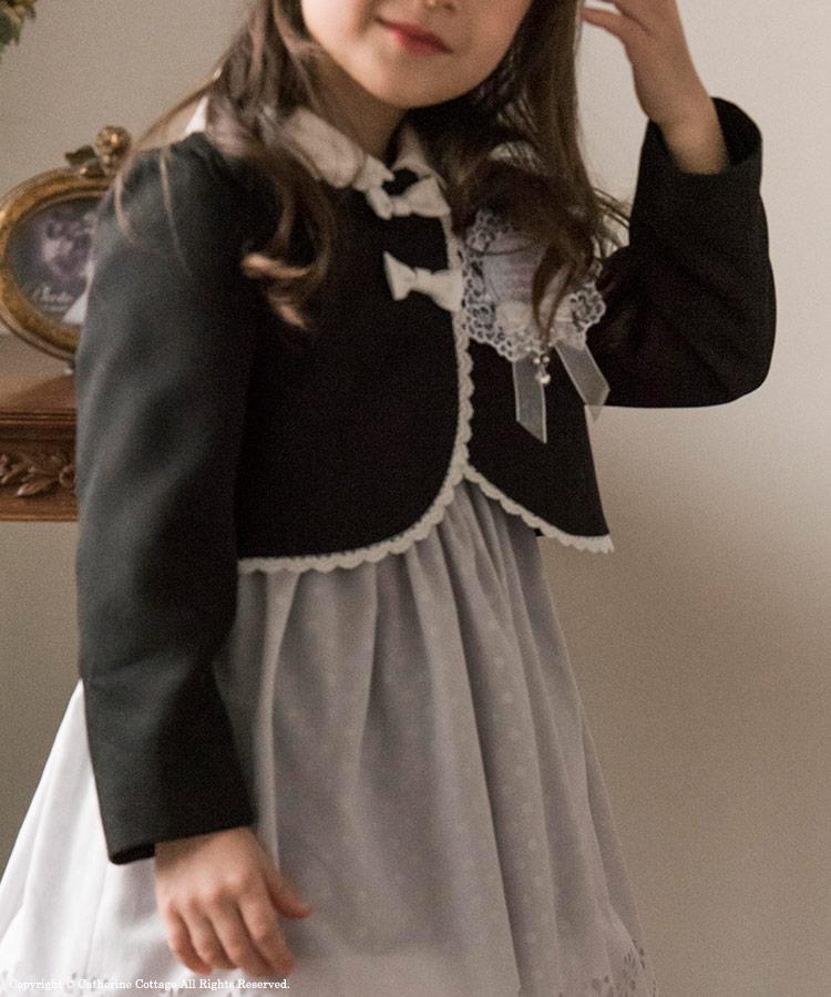 入学式 ボレロ 女の子 子供服