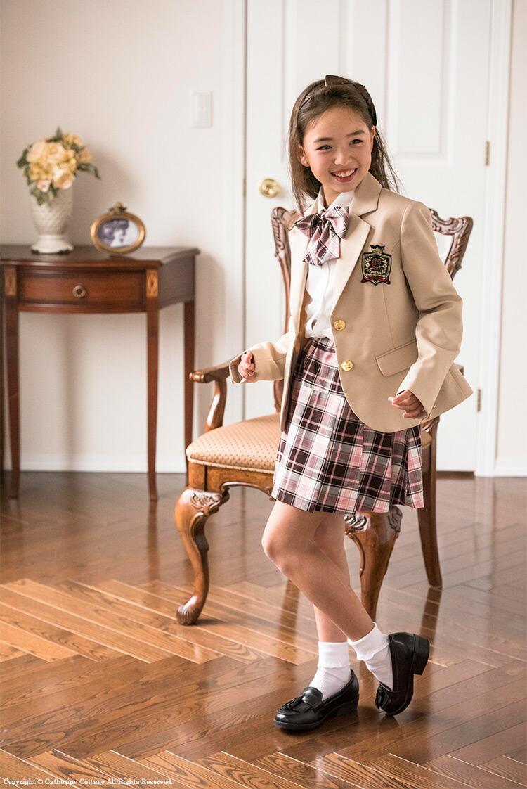 卒服女の子スーツ