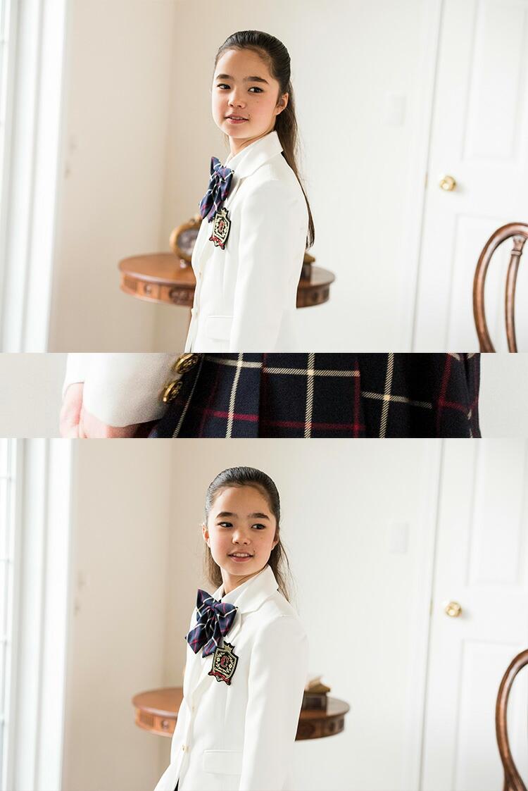卒服 小学生 女子 スーツ