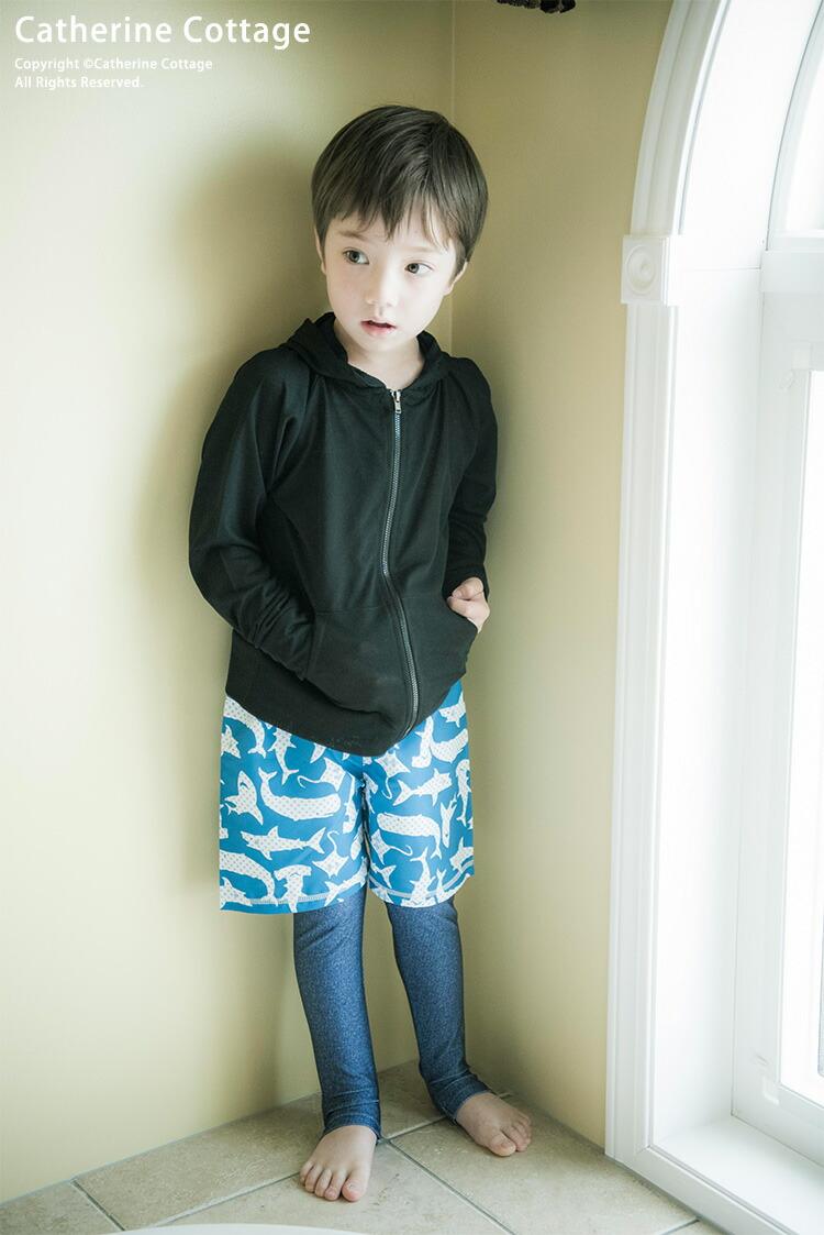 男の子の水着コーデ