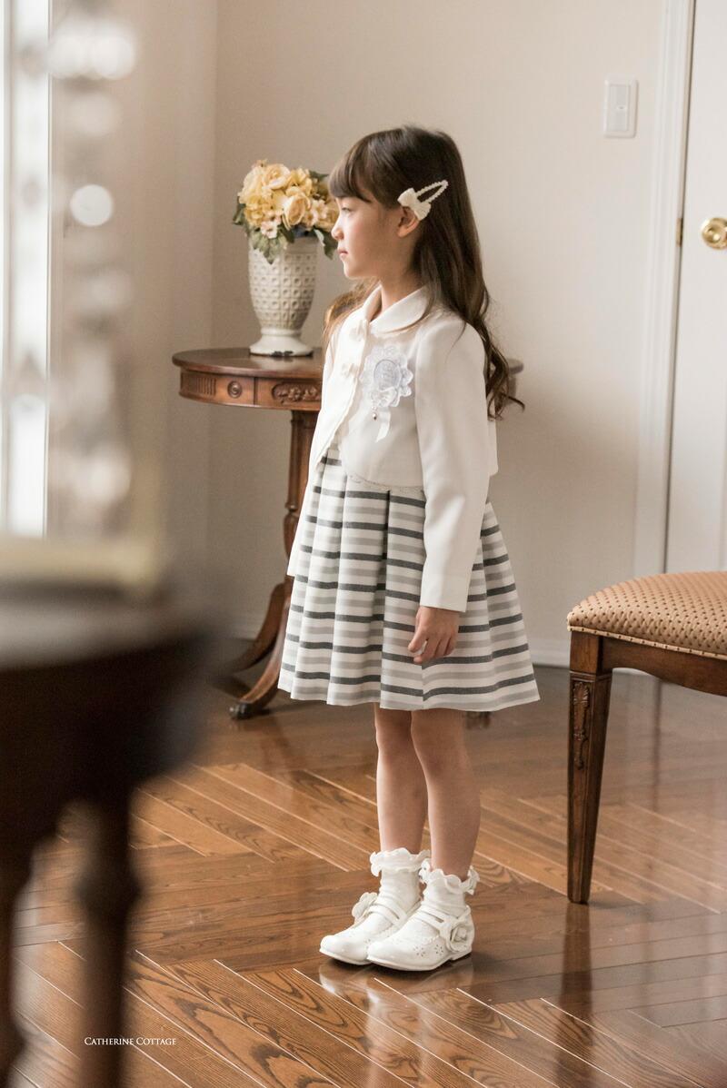 卒園式 女の子 服装