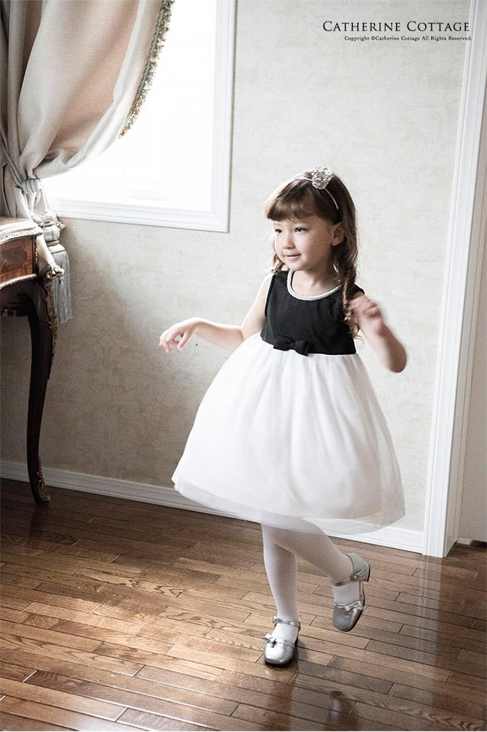 結婚式 女の子 服装 110cm