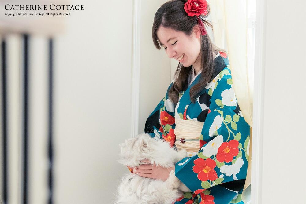 京都の浴衣