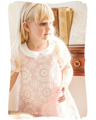 Catherine Cottage*春のドレス