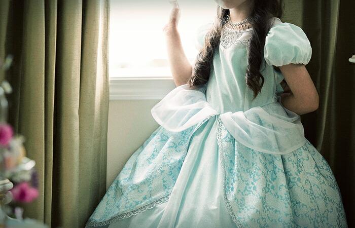 シンデレラ ドレス