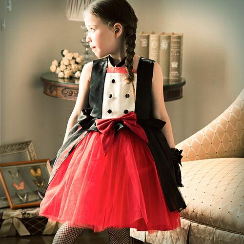 ハートの女王 ドレス