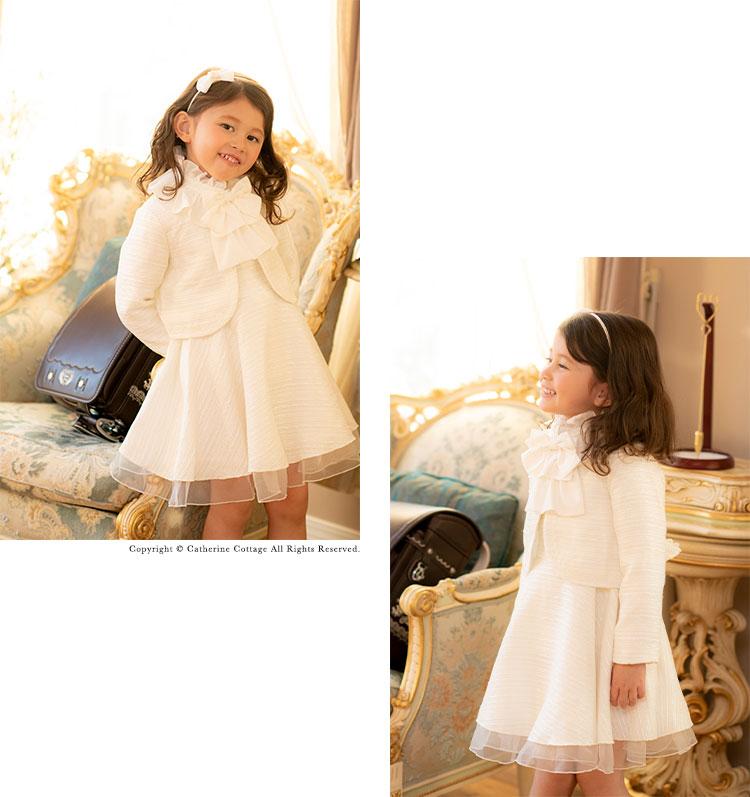 女の子の小学校入学式の服装