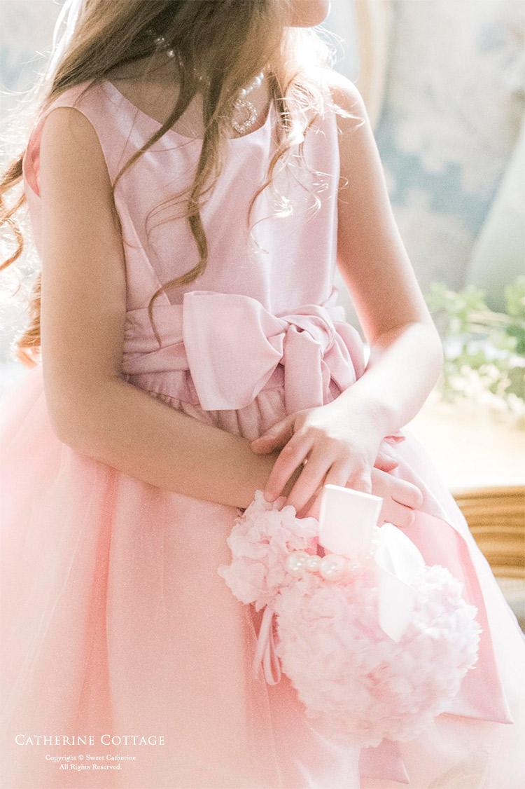 キッズドレス ピンク