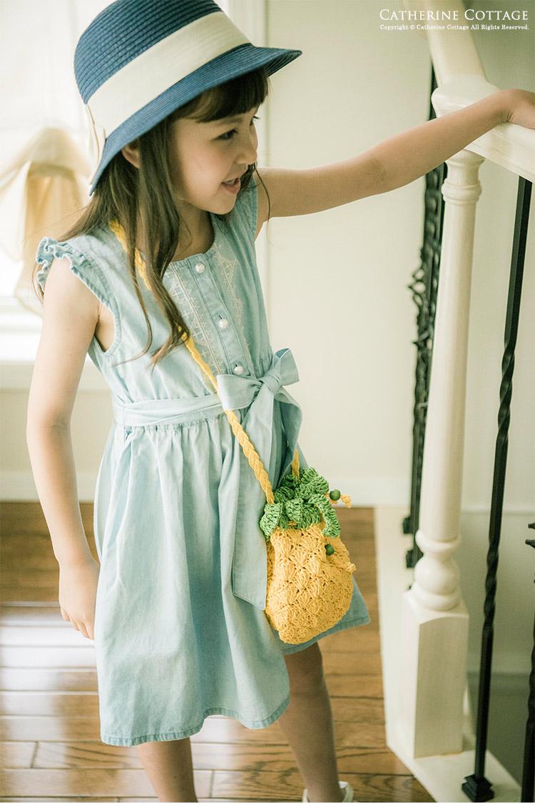 パイナップルのバッグ