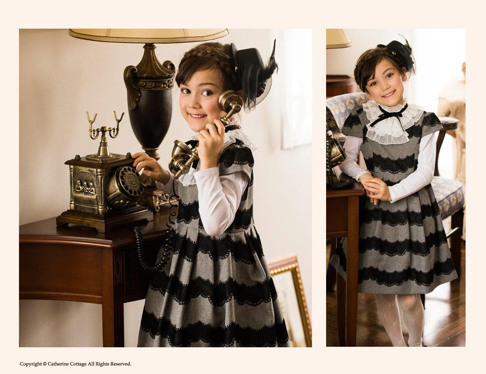 ガールズワンピース 高級 入学式 卒業式 女の子 子供服