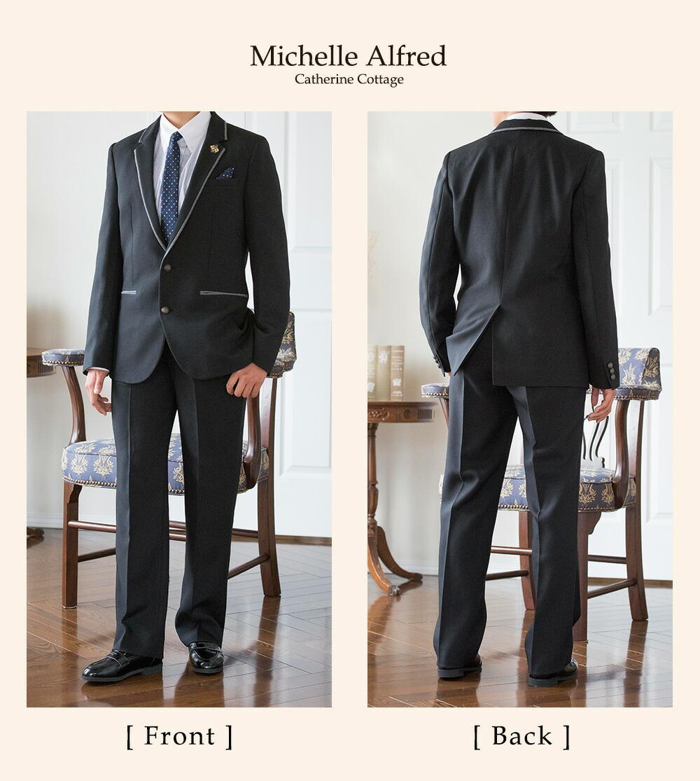 子供スーツ 黒 卒業式 結婚式