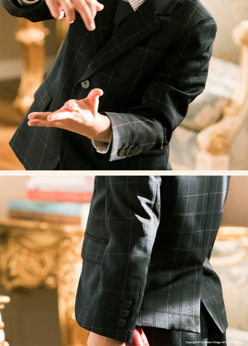 キッズ スーツ