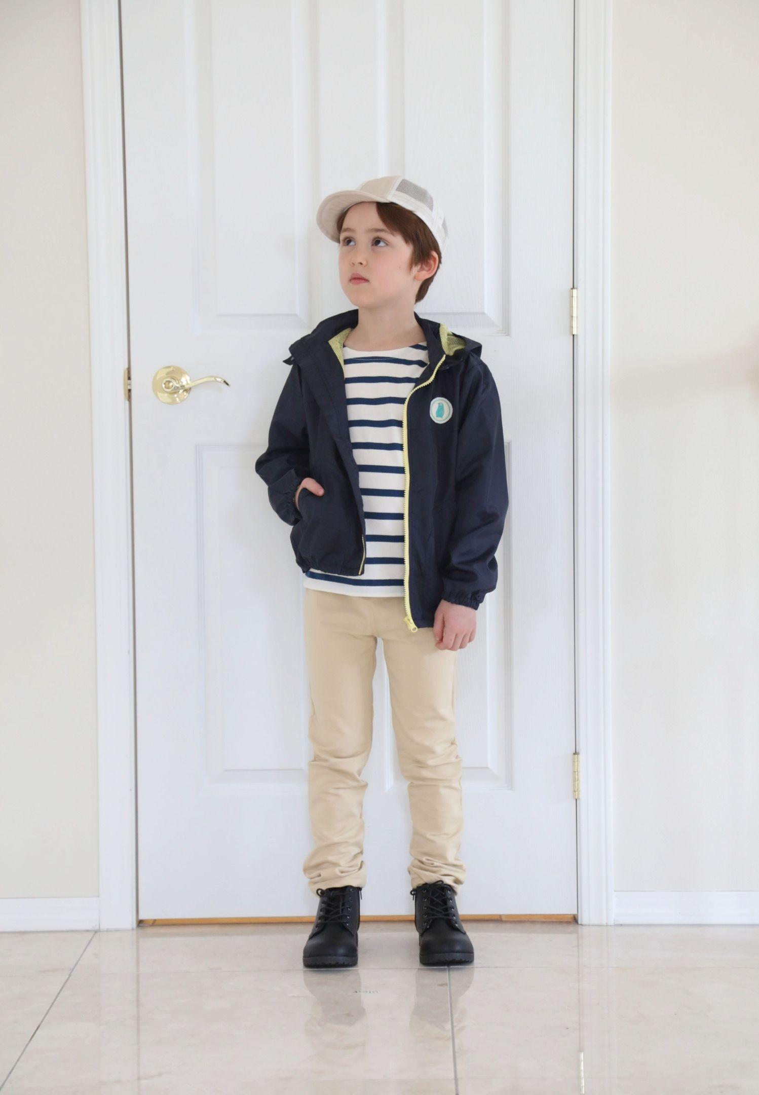 ウインドブレーカー子供服