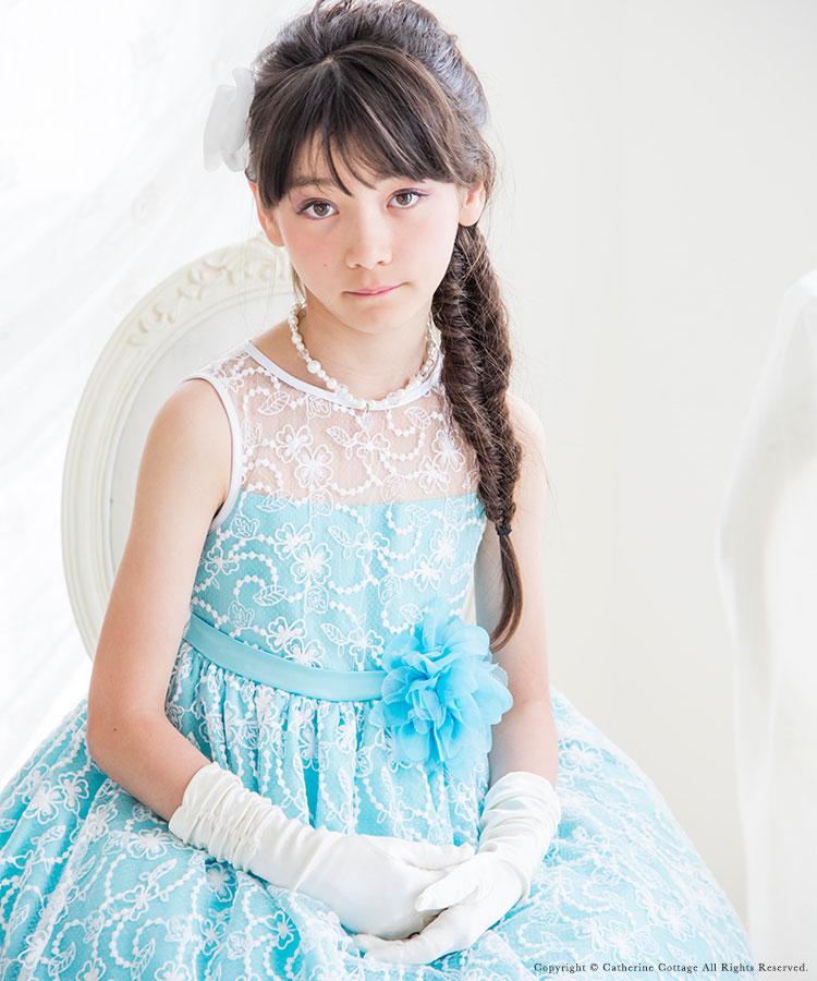 入学式 ドレス 女の子