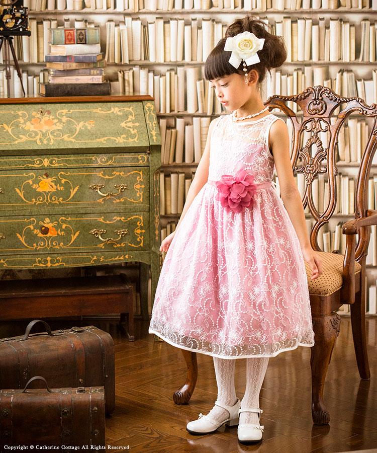 法事 ドレス 女の子