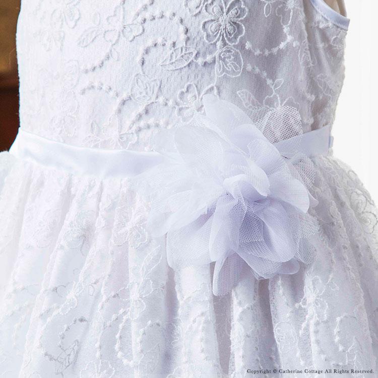 女の子 子供 フォーマルドレス 結婚式 発表会 フラワーガール