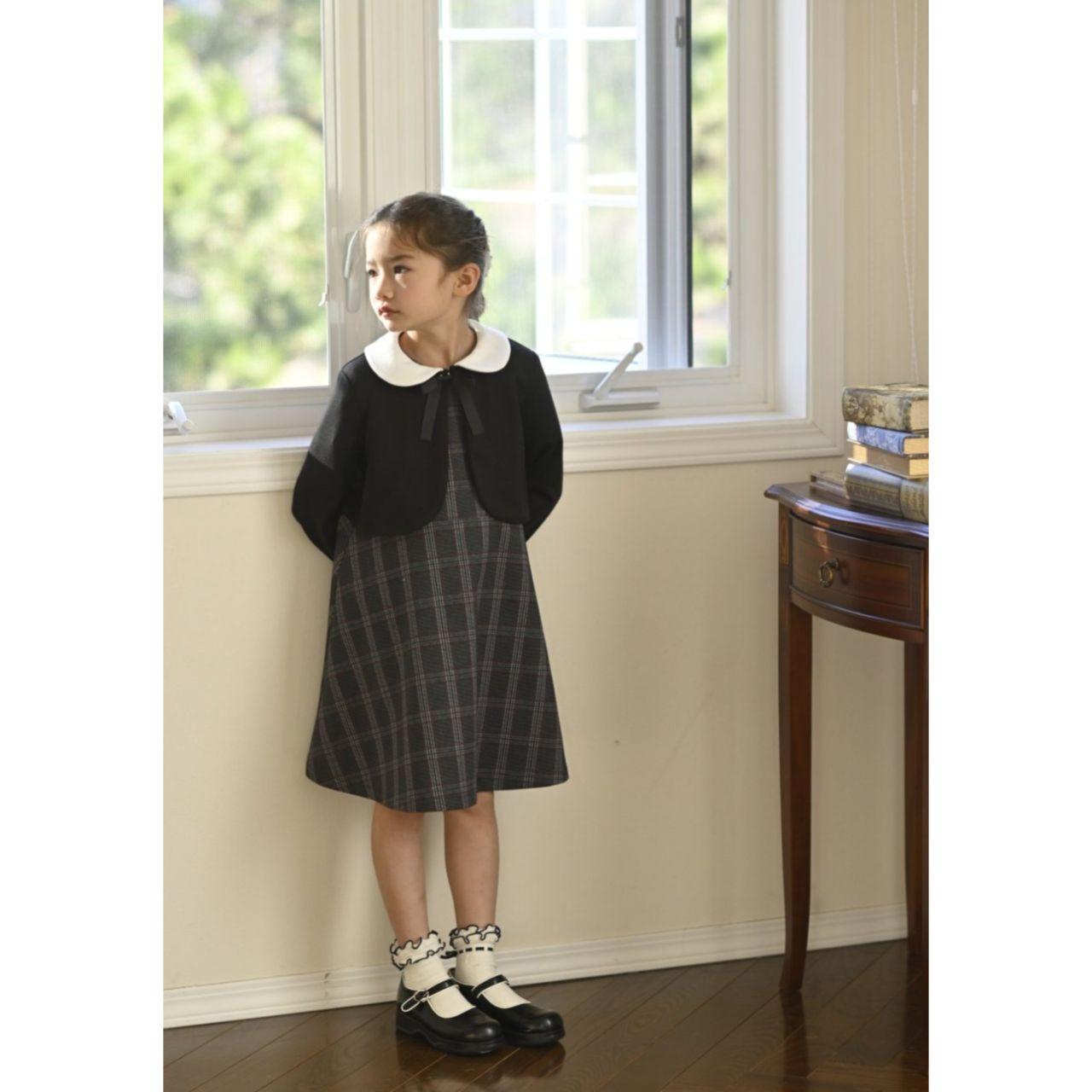 女の子入学式スーツカラー
