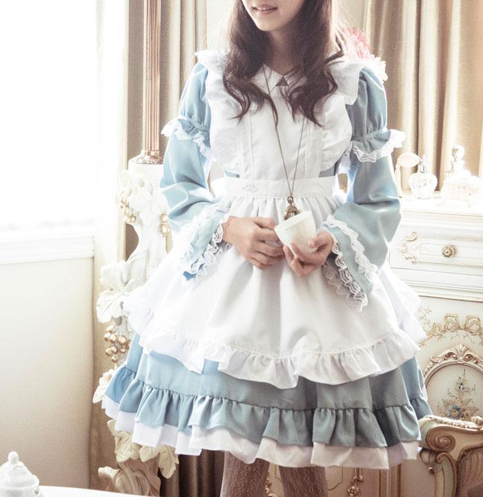 アリスのハロウィン仮装コスチューム