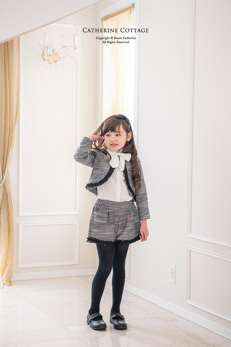 入学式 女の子 服装1