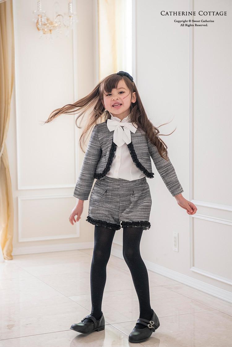 入学式 女の子 服装4