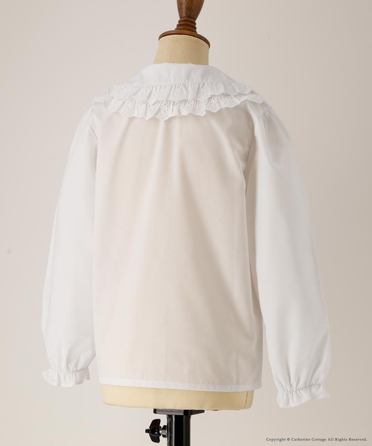 子供服 女の子 ブラウス 長袖