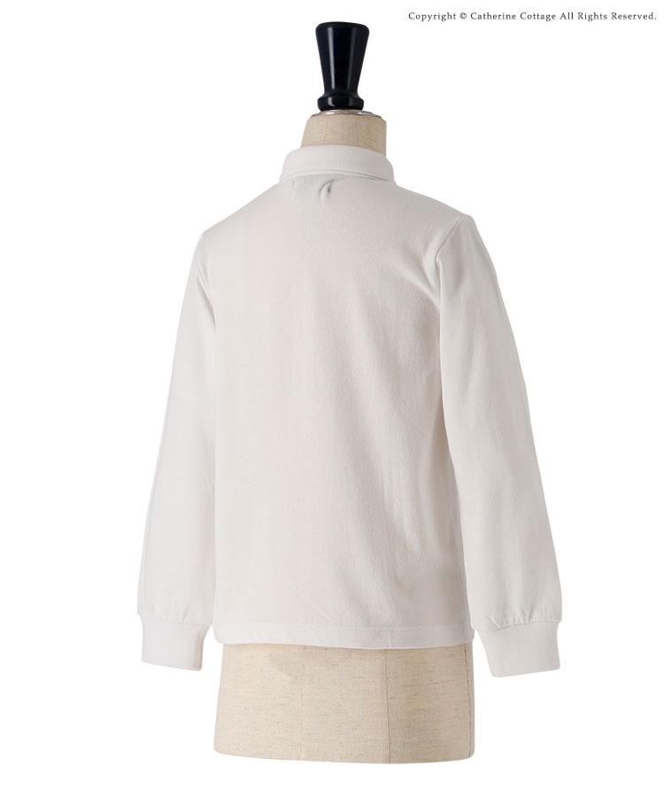 子供服 男の子 Yシャツ 長袖