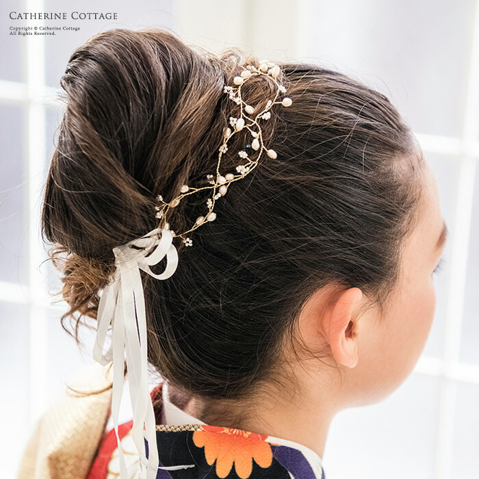 かわいいヘアアクセサリーの通販
