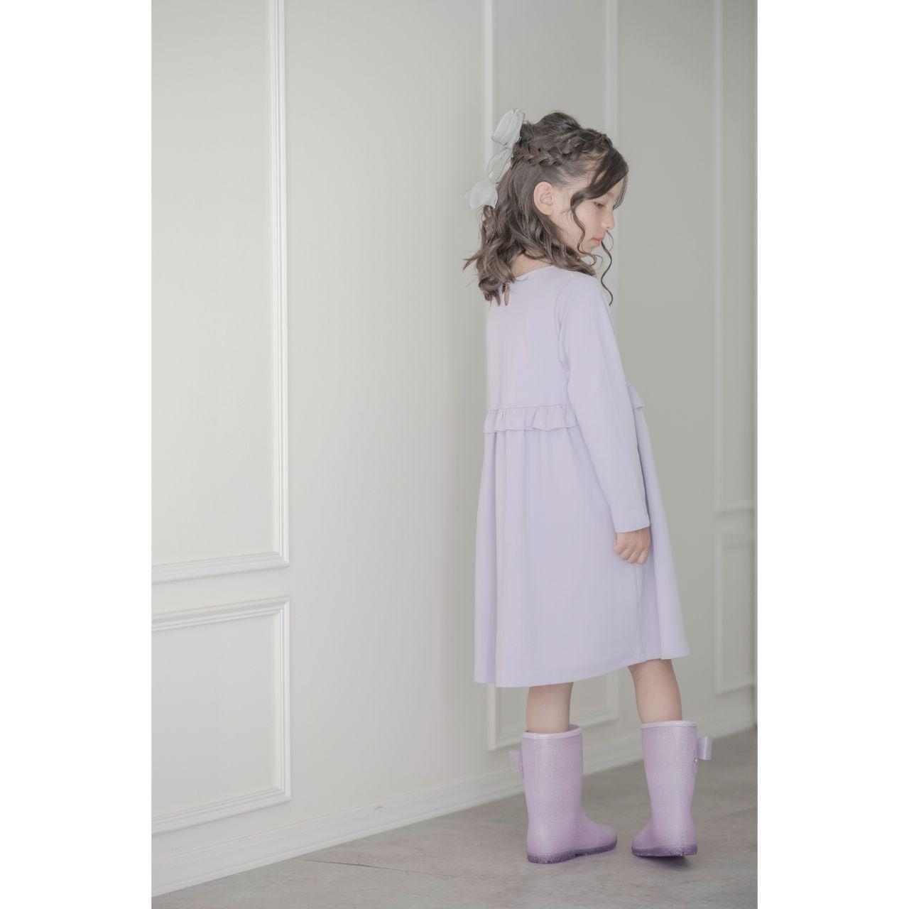 女の子レインブーツ長靴