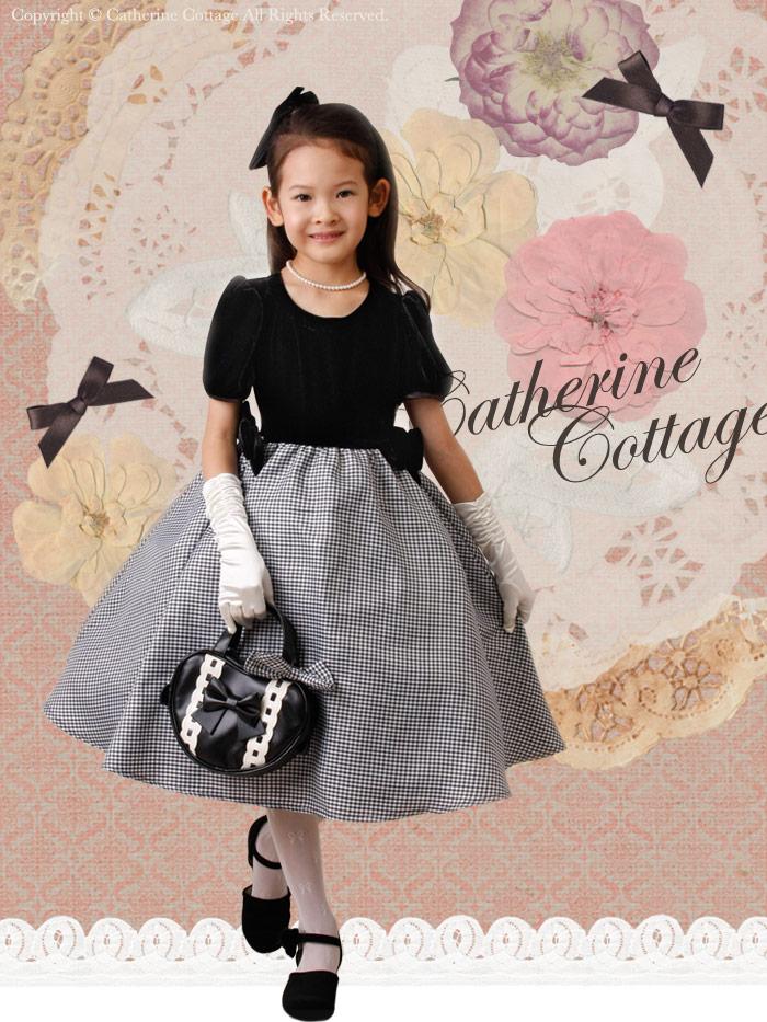 フォーマル子供服 シンプル ドレス