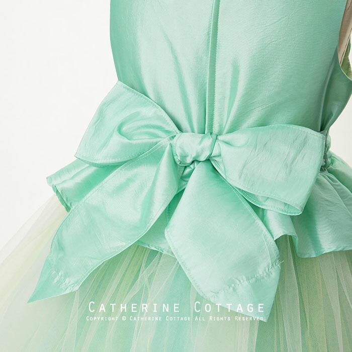 ドレスのサッシュベルト