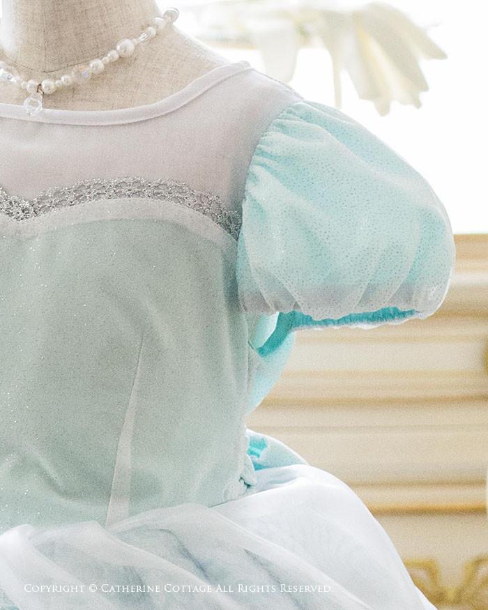 シンデレラ風ドレス