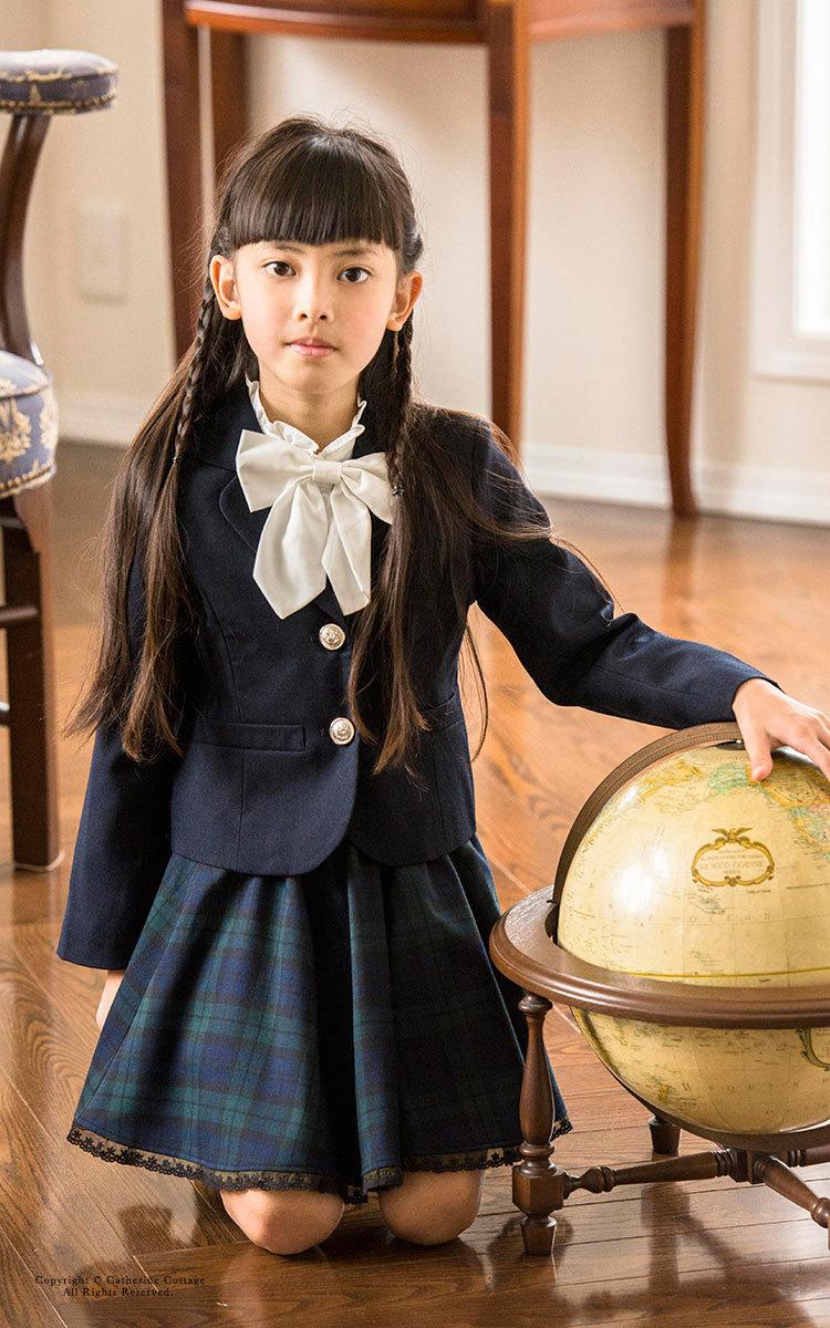 小学生 女の子 スーツ