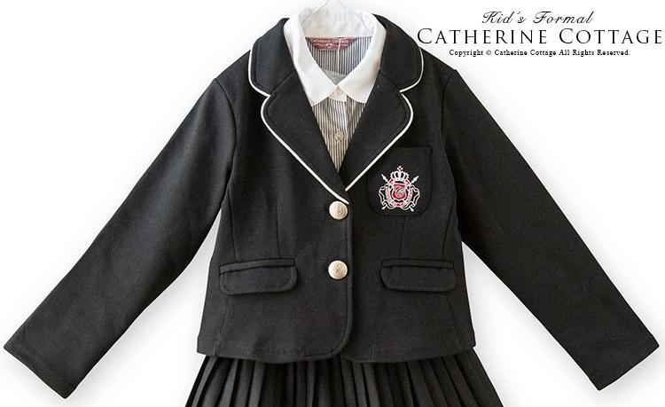 子供スーツ 女の子 スーツ プリーツスカート&ジャケット&ブラウス 3点スーツセット スーツセット 女の子 卒業式 入学式 発表会 フォーマル 女児スーツ