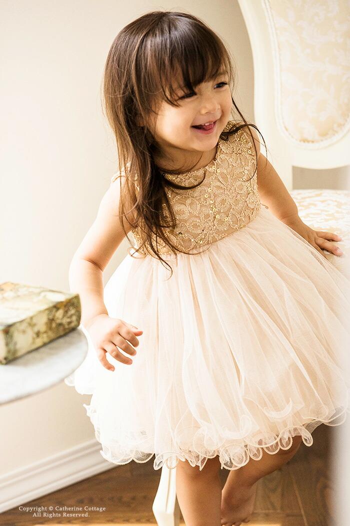 ベビー ドレス
