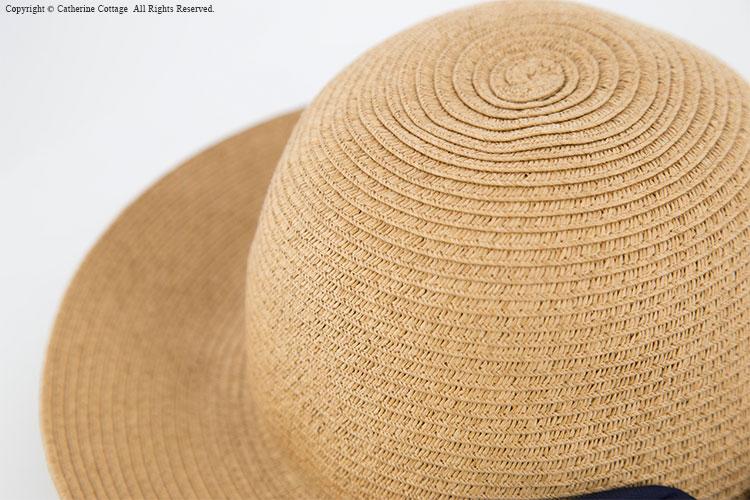むぎわら帽子 かわいい