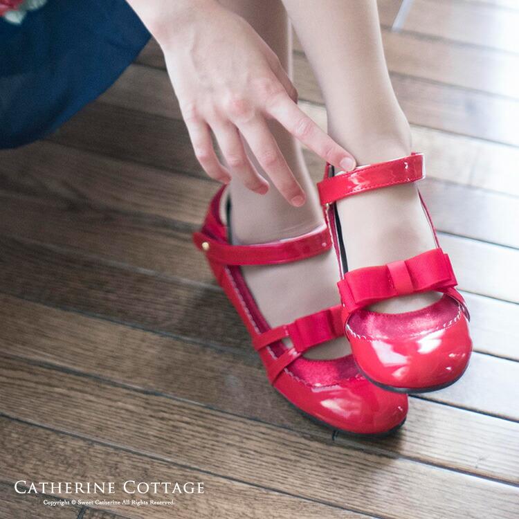 ロリィタ靴キャサリンコテージ