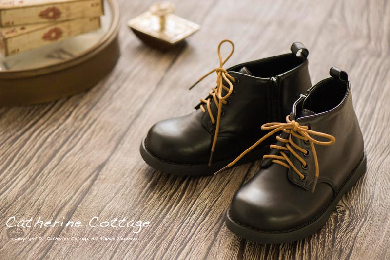 子供靴 ワークブーツ ショートブーツ ナチュラル