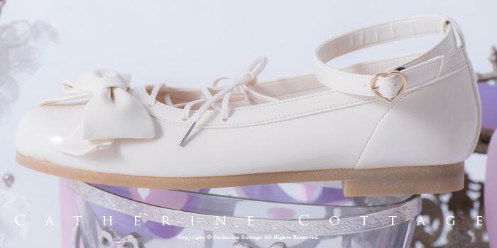 ロリィタ靴ベージュ