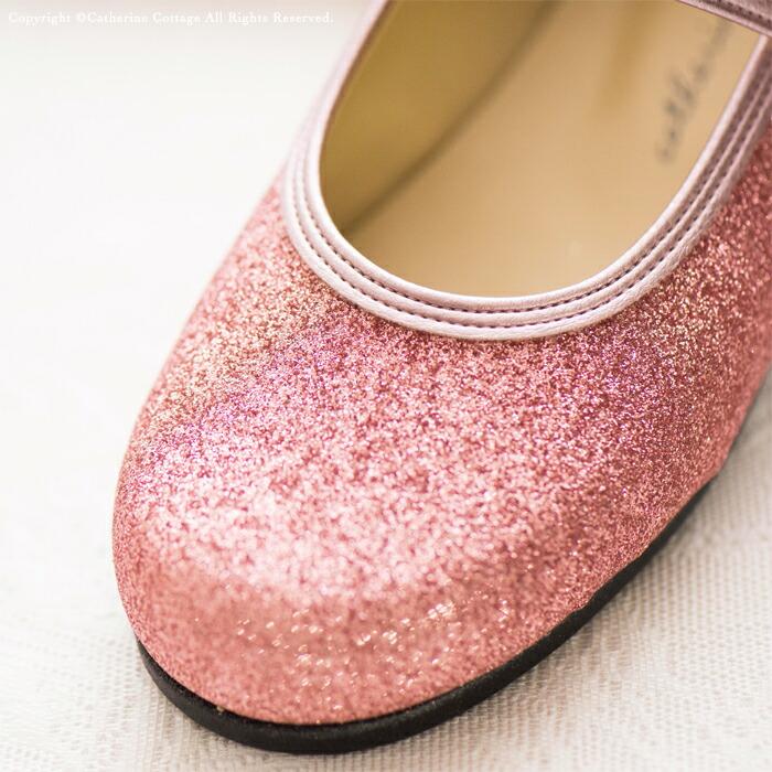 子供靴 ピンクラメ 女の子