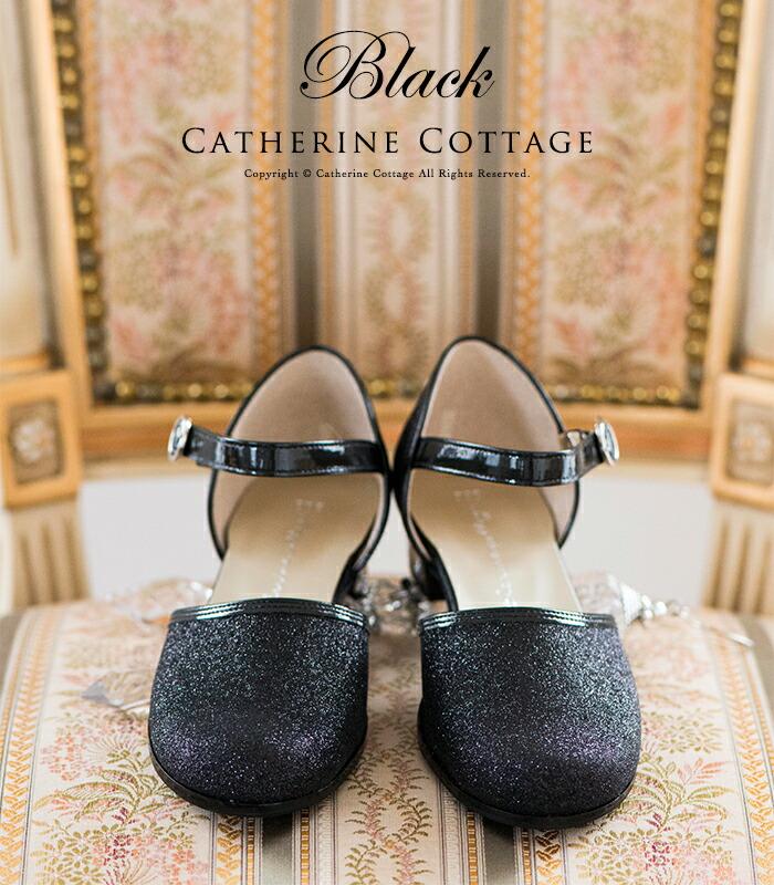 日本製子供ドレスシューズ 黒 ブラック
