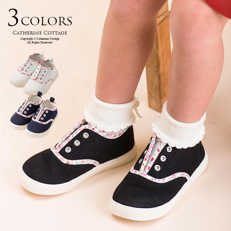 プチプラ 上履き キッズ 子ども靴 激安 スリッポン スニーカー 運動靴 かわいい 通園 通学