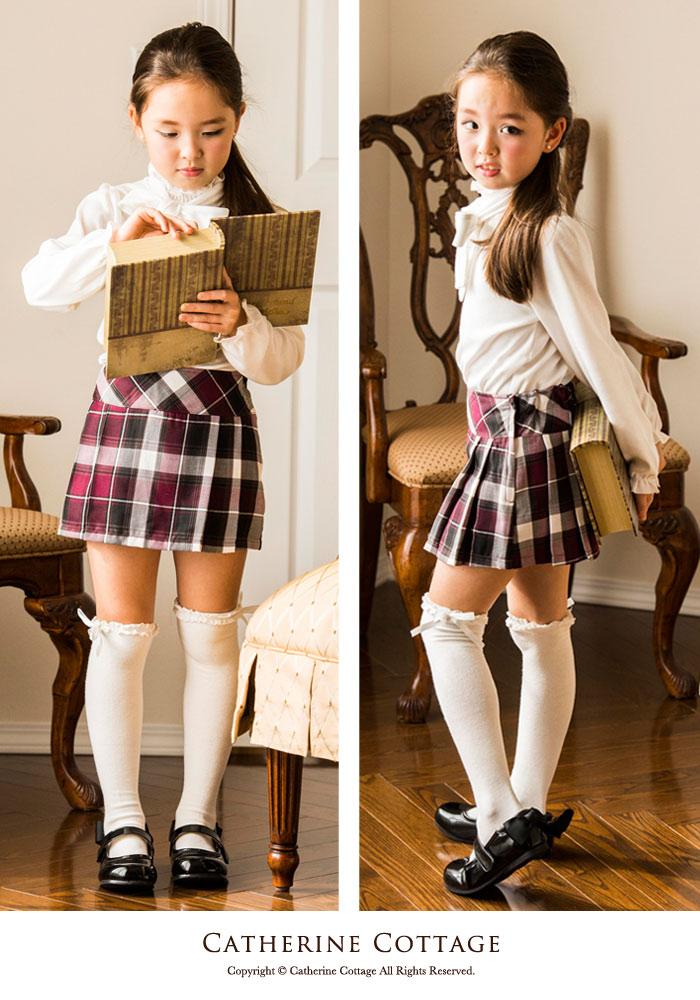 ニーハイ 白 靴下 小学生 中学生