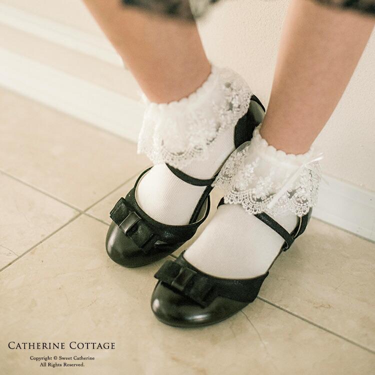 靴下 女の子 フォーマル